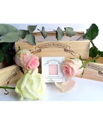 Savon naturel Rose Sauvage - Prestige - 150 grammes