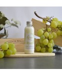 Lait corps artisanal Raisin  Blanc 75 ml