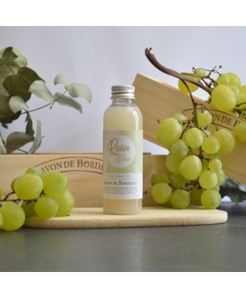 Gel douche artisanal Raisin Blanc- 75 ml