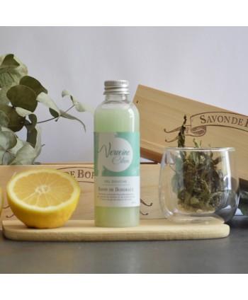 Gel douche artisanal Verveine Citron 100 ml