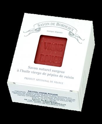 savon naturel Prestige Vigne Rouge - 150 grammes