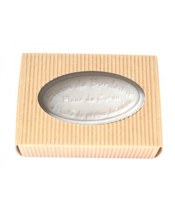 Savon Tradition Fleur de Coton - 75 grammes