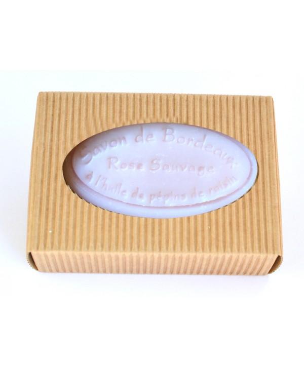 Savon Tradition Rose Sauvage - 75 grammes