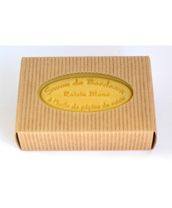 savon naturel Raisin Blanc - Tradition - 95 grammes